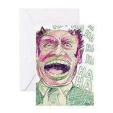 Funny Hoff Greeting Card