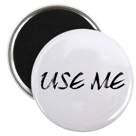 """Use Me 2.25"""" Magnet (100 pack)"""