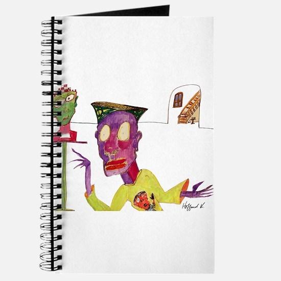 Unique Hoffard Journal