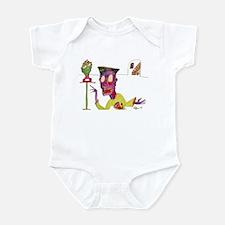Unique Hoodwinks Infant Bodysuit