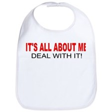 ALL ABOUT ME Bib