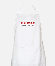 ALL ABOUT ME BBQ Apron