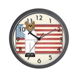 Navy seabee clock Wall Clocks