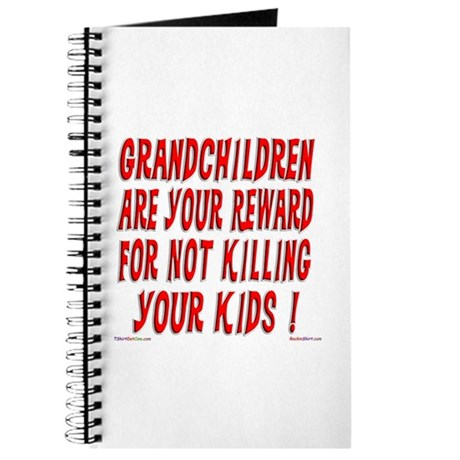 Grandchildren Reward Journal