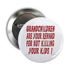 """Grandchildren Reward 2.25"""" Button"""