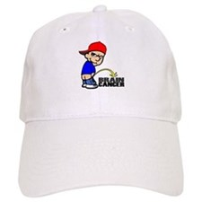Piss on Brain Cancer -- Brain Cancer Awareness Hat