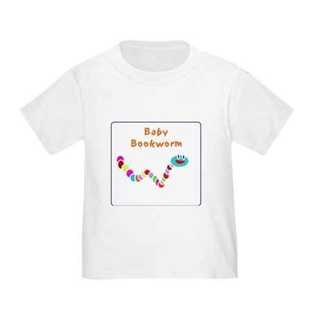 Baby Bookworm Toddler T-Shirt