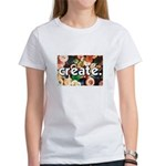 Buttons - Create - Sewing Cra Women's T-Shirt