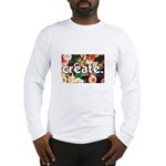 Buttons - Create - Sewing Cra Long Sleeve T-Shirt