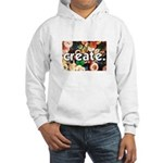 Buttons - Create - Sewing Cra Hooded Sweatshirt
