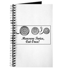 Measure Twice, Cut Once - Sewing Journal
