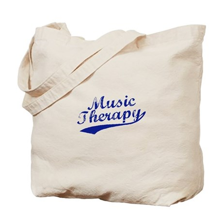 Team Music Therapy Tote Bag