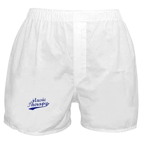 Team Music Therapy Boxer Shorts