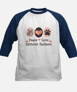 Peace Love Spinone Italiano Tee