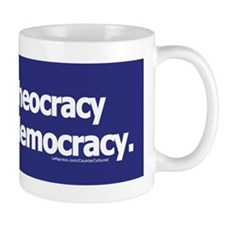 Keep your theocracy ... Mug
