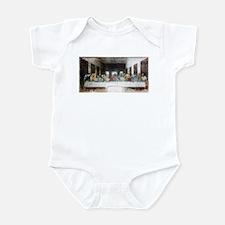 Last Supper Infant Bodysuit