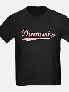 Vintage Damaris (Pink) T