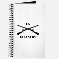 Infantry Branch Insignia (3b) Journal