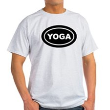 YOGA Oval Products T-Shirt