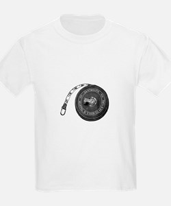 Sewing - Vintage Tape Measure T-Shirt