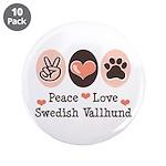 Peace Love Swedish Vallhund 3.5