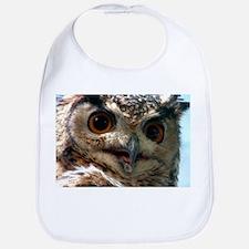 Mysterious Owl! Bib