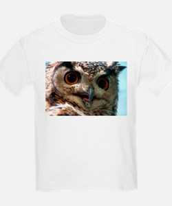 Mysterious Owl! Kids T-Shirt