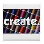 Sewing - Thread - Create Tile Coaster