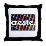 Sewing - Thread - Create Throw Pillow