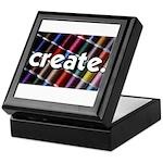 Sewing - Thread - Create Keepsake Box