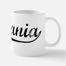 Vintage Estefania (Black) Mug