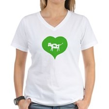 I Heart Cows Shirt