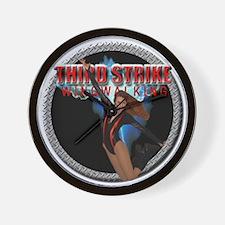 Full Logo Wall Clock
