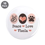 Peace Love Vizsla 3.5
