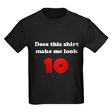 10 Kids T-shirts (Dark)
