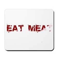 Vegan T-shirt Eat Me Mousepad