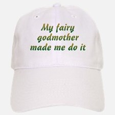 MMDI Fairy Godmother Baseball Baseball Cap