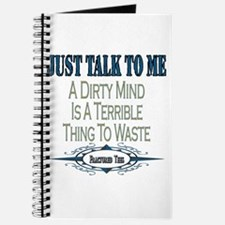 Talk To Me Journal