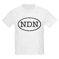NDN Oval T-Shirt
