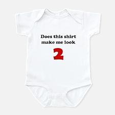 Make Me Look 2 Infant Bodysuit