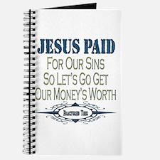 Jesus Paid Journal