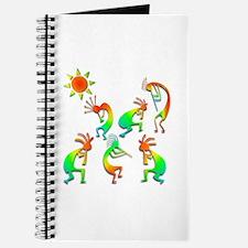 Kokopelli Sun Dance Journal