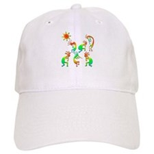 Kokopelli Sun Dance Baseball Cap