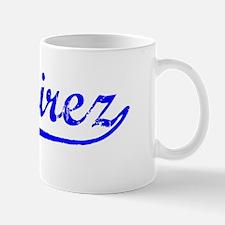 Vintage Ramirez (Blue) Mug