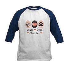 Peace Love Shar Pei Tee