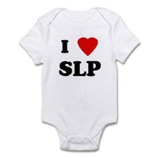 I Love SLP Infant Bodysuit