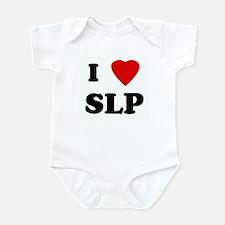 I Love SLP Infant Bodysuit