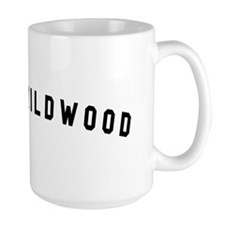 North Wildwood Jersey Shore T Mug