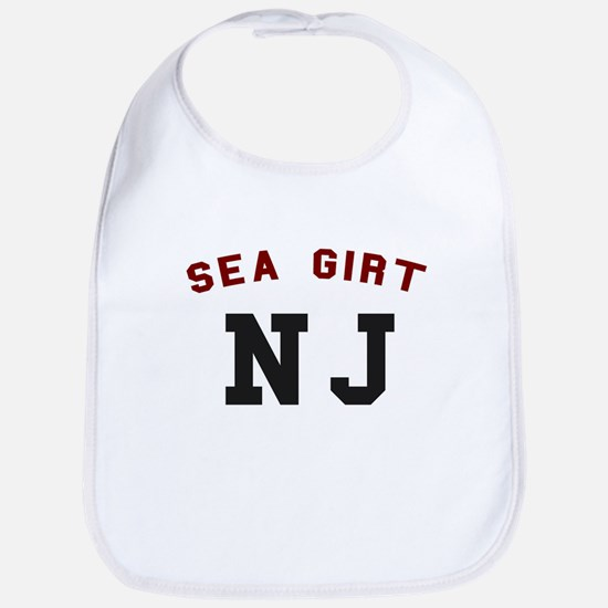 Sea Girt NJ T-shirts Souvenir Bib