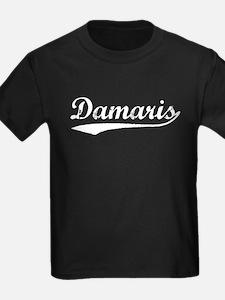 Vintage Damaris (Silver) T